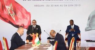 Rétro/Visites royales : La Côte d'Ivoire et le Gabon