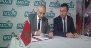 MDJS-Inteltek : Développer de nouvelles synergies maroco-turques