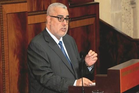 Chef de gouvernement maroc 2015