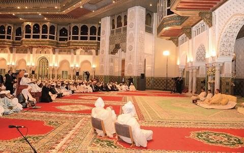 Creation fondation mohammedVI des oulemas africains maroc juillet 2015