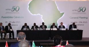 Fonds Africa50 : Combler le déficit infrastructurel