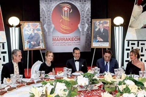 Festival du film de marrakech