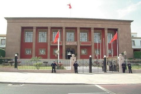 Parlement rabat maroc
