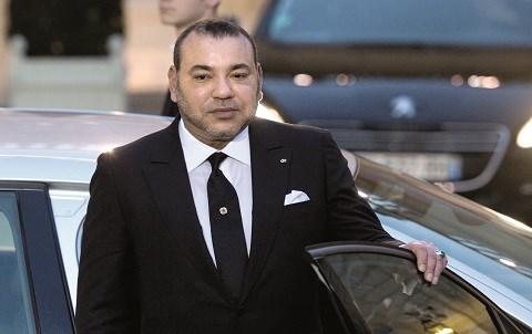 Roi du maroc mohammedVI