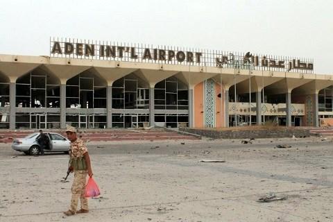 Yemen aeroport
