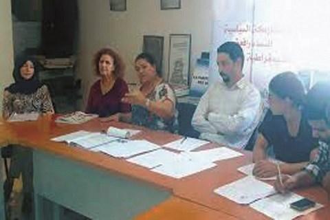 Adfm femmes maroc elections 2015