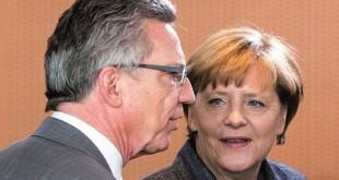 Merkel : Marche-arrière ou stratégie de la pression?