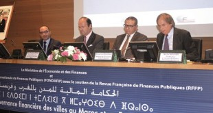 Quelle gouvernance des villes au Maroc et en France ?