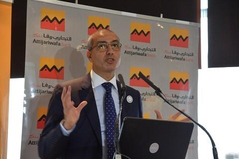 Hassan Bertal DGA d AWB Marche de l entreprise