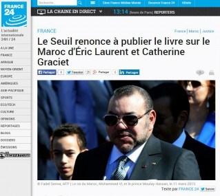 Laurent Graciet Maroc
