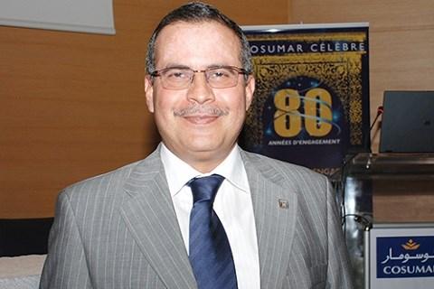 Mohamed Fikrat PDG de Cosumar