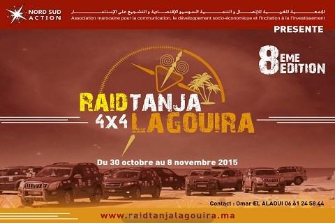 Raid Tanja Lagouira 2015