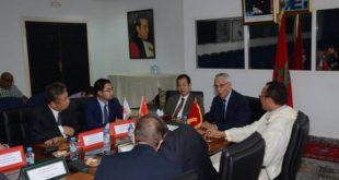 Formation en Chine pour des étudiants marocains