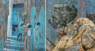 Exposition : Adallouch ou la force expressionniste