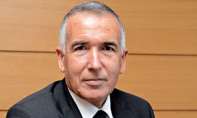 Ahmed Nakkouch à LafargeHolcim