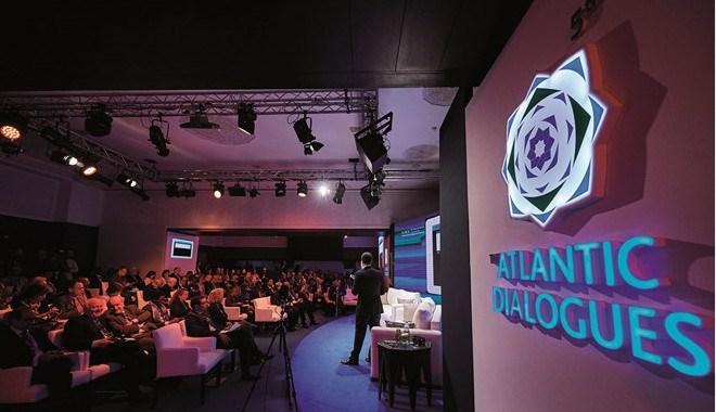 Atlantic dialogues : Quand les riverains de l'Atlantic se penchent sur le Monde…