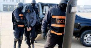 """Arrestation de deux extrémistes partisans de l'organisation dite """"Etat islamique"""" s'activant à Casablanca"""