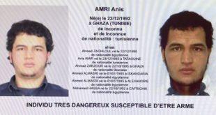 Attentat de Berlin : Anis Amri abattu, le Maroc avait prévenu
