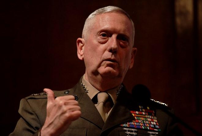 USA : «L'Enragé» à la Défense