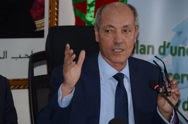 Abdeslam Seddiki, ministre de l'Emploi et des Affaires sociales