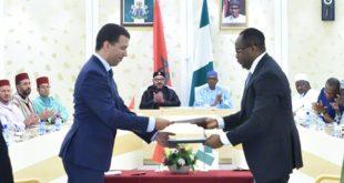 Maroc–Nigéria : Un gigantesque projet de gazoduc lancé