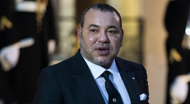 Le Roi Mohammed VI consacré homme de l'année 2016