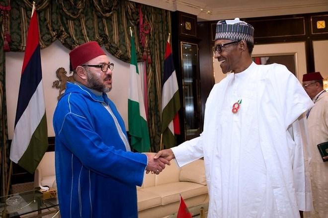 roi_du_maroc_et_president_du_nigeria