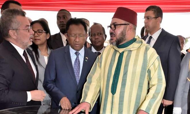roi_du_maroc_et_president_malgache