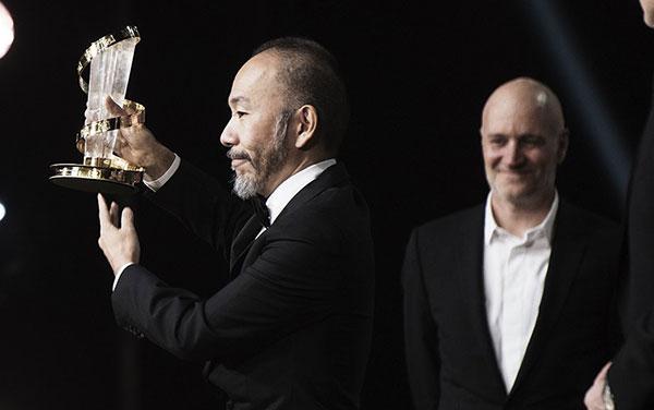 Festival de Marrakech : Vibrant hommage au réalisateur japonais Shinya Tsukamoto