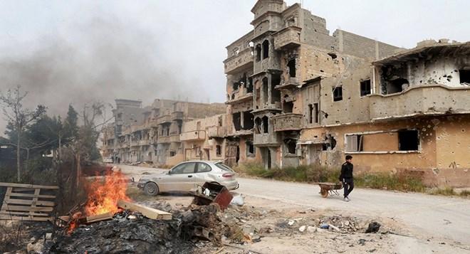 Libye : Daech a perdu Syrte !