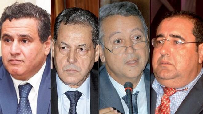 Maroc-Nouveau Gouvernement : la guerre des partis