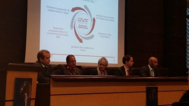 CMT-BERD : Important investissement dans le secteur minier marocain