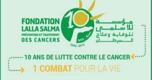 Fondation Lalla Salma : Près d'un million de femmes dépistées