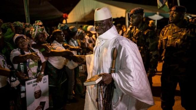 Adama Barrow déroule son programme — Gambie