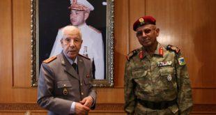 Coopération militaire Maroc-Djibouti : Quand le Général Arroub reçoit Zakaria Cheikh Ibrahim…