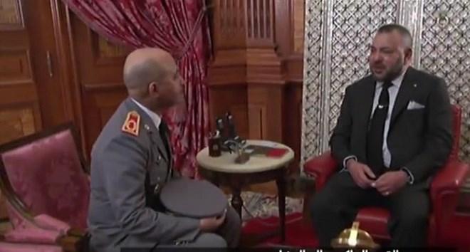Maroc-Armée : Le Général Louarak remplace le Général Arroub