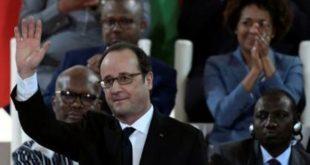 Sommet de Bamako : Les adieux du président Hollande