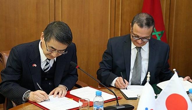 JICA : Prêt japonais pour un navire océanographique marocain