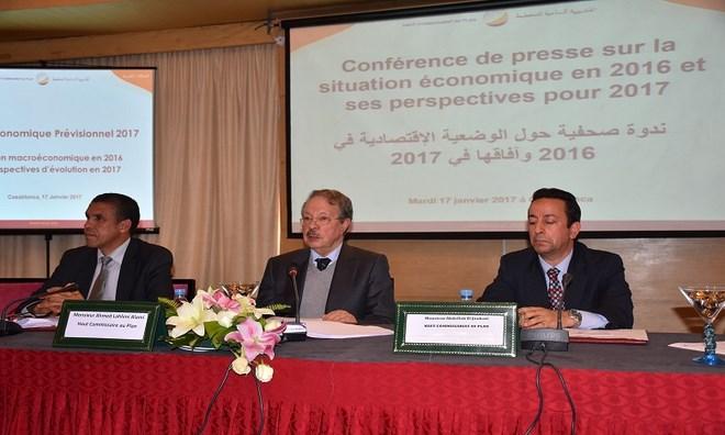 HCP : Les prévisions de Lahlimi pour 2017