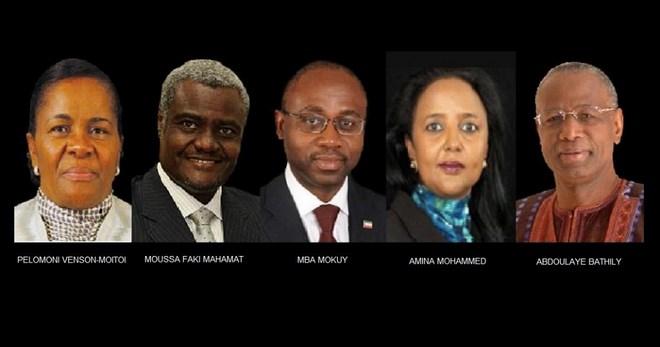 Commission africaine de l'UA : L'après Zuma se décide