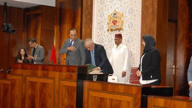 Maroc-Parlement : El Malki s'installe au perchoir