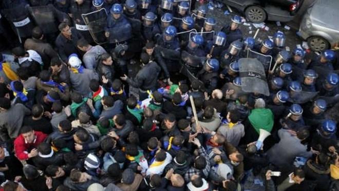 Algérie : Explosion sociale ce janvier 2017