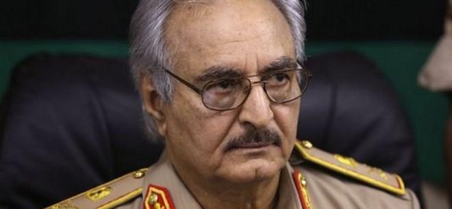 Libye : Le maréchal Haftar, atout de Poutine
