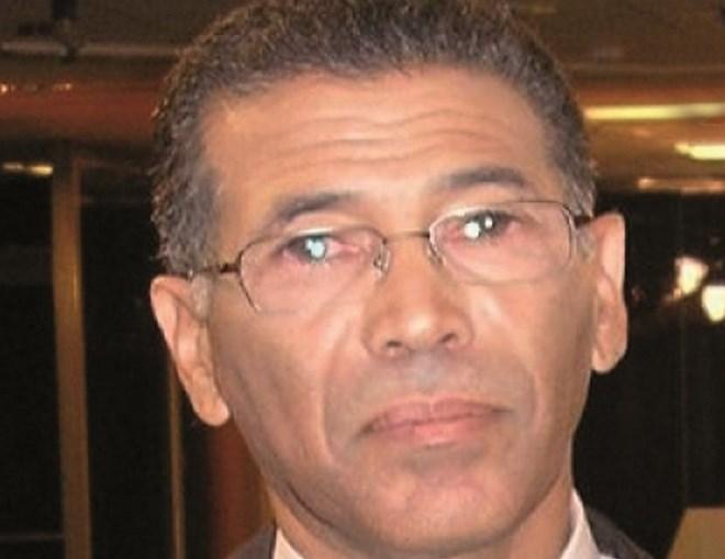 Moussaoui Ajlaoui, membre de l'IRA à l'Université Mohammed V Agdal et spécialiste en Histoire des sciences et techniques dans l'espace saharien