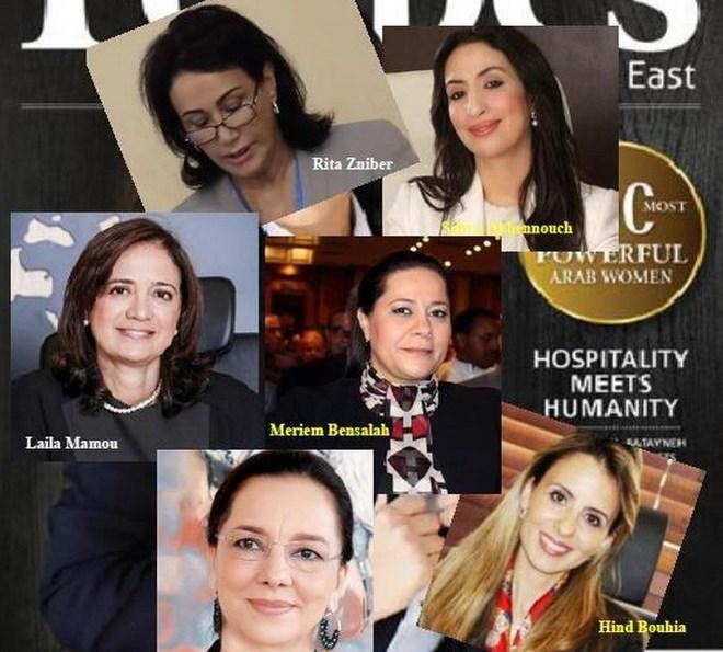 Classement Forbes : Ces Marocaines qui font honneur