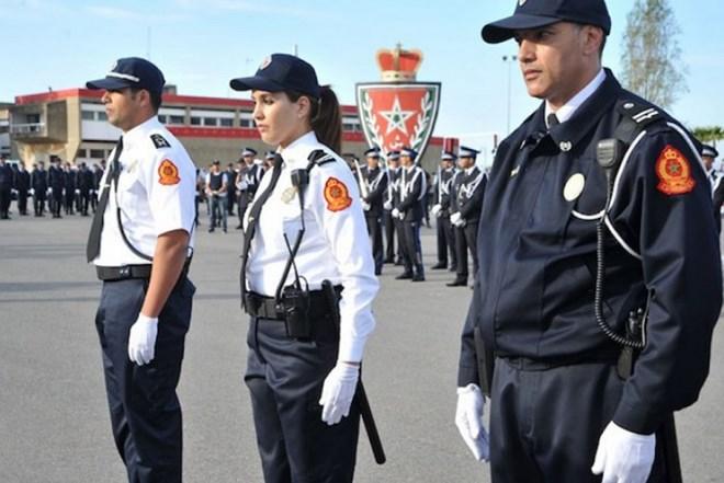 Nouvel uniforme pour les éléments de la DGSN