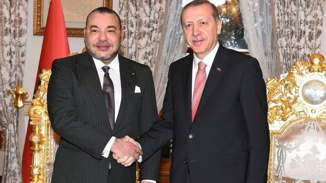 Maroc-Turquie : Le Roi Mohammed VI invité par Erdogan
