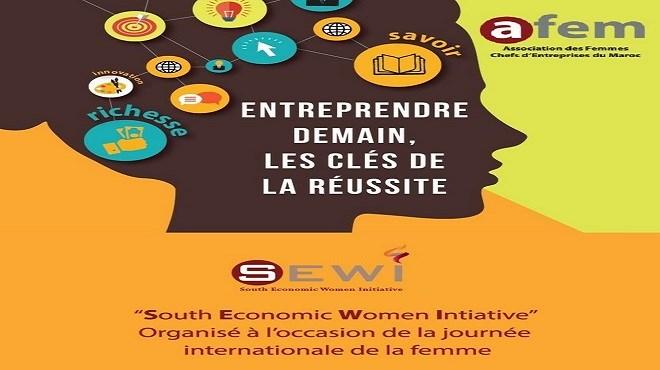 SEWI : Rendez-vous des femmes entrepreneurs le 3 mars à Rabat