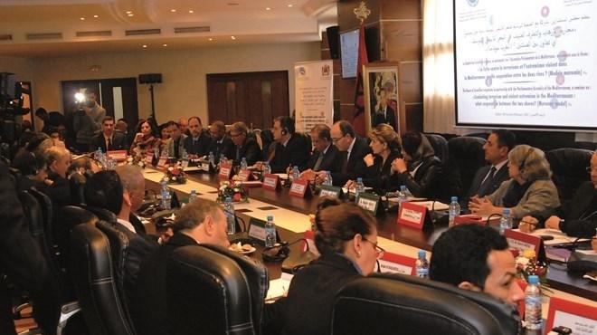 Assemblée Parlementaire de la Méditerranée :La lutte contre le terrorisme au cœur des débats