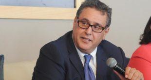 Aziz Akhannouch, ministre de l'Agriculture et de la Pêche maritime